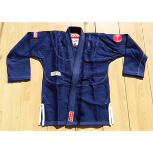 Custom wholesale pakistan bjj gi preshrunk single Pearl weave / gold weave / ripstop fabric bjj gi kimono