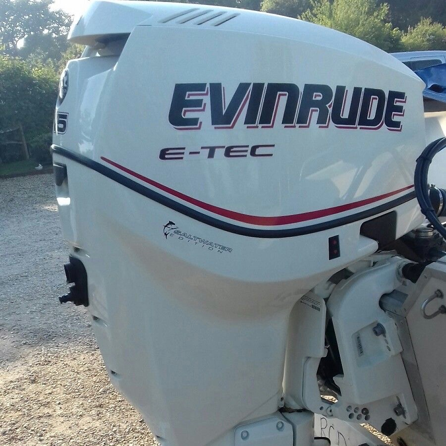 Outboard Motor Evinrude Etec 115 Hp 2 Stroke 61hours Only Immaculate Condition Buy Evinrude Etec 115 Hp Product On Alibaba Com