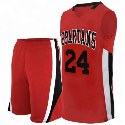 Kundenspezifische Basketball-Uniform / Sublimations-Basketball-Trikot