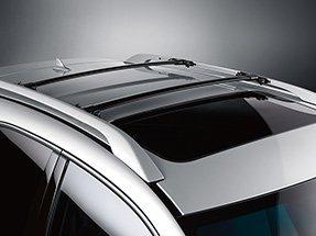 2010-2015 Lexus RX350 Roof Top Cross Bars OE Style RX450h 10-15 Cross Bar Luggage Carrier 2PCS Black 2010 2011 2012 2013 2014 2015