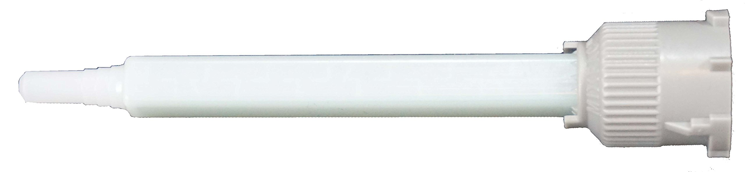 100x Epoxy Mixing Nozzle 1:1 Static Mixing Length 103mm Dual Epoxy Cartridge