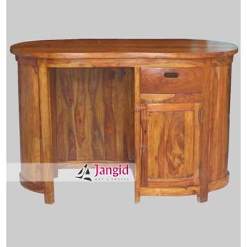 Latest Sheesham Wooden Office Handmade Studying Table Desk Designs Furniture