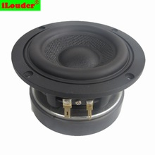 Super Woofer 4.5 Inch <span class=keywords><strong>Subwoofer</strong></span> <span class=keywords><strong>Speaker</strong></span> Voor Home Audio