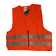 New Products reflective safety vest zipper