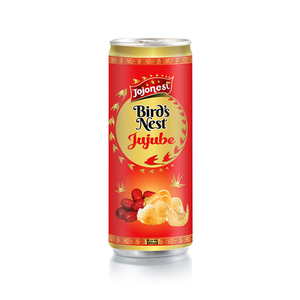 250ml Bird's Nest Jujube Flavour Drink in Aluminium can
