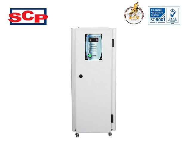 1HP INDUSTRIËLE AIR-COOLED WATER CHILLER