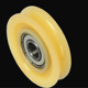 mainly produce nonstandard plastic rims and wheels custom order on line plastic roller small or big size