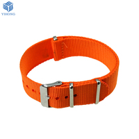 Chinese Manufacturer Sells High Quality Custom Cheap Weaving Watch Straps