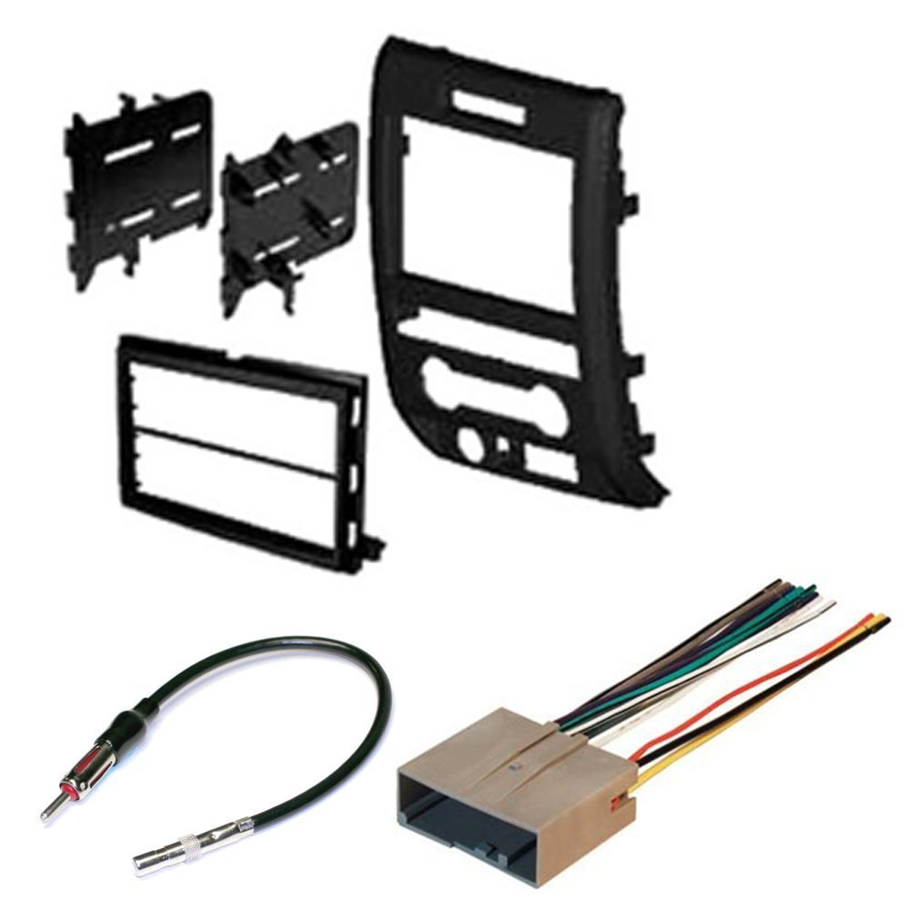 Car Audio Installation Wiring Kits Library Full Bose Cd Stereo Fitting Kit Fascia Harness Ebay Get Quotations Ford 2009 2012 F 150 Radio Dash