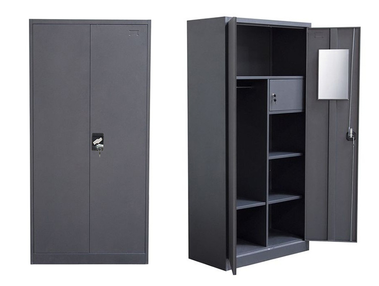 Factory price self assemble modern office file cabinet metal cupboards