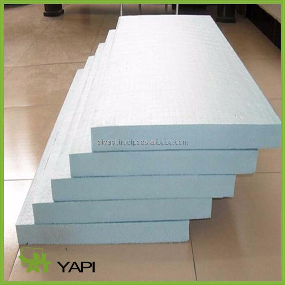 XPS Waterproof Insulation Cement Foam Board