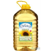 100% Refined sunflower edible oil from Ukraine