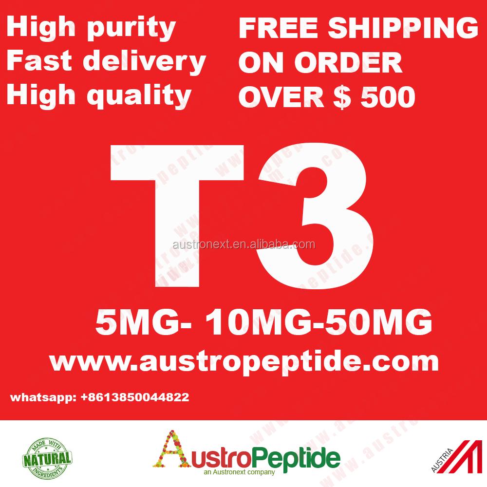 Wholesale T3 Peptide 50mg Liothyronine 100 Mg Liothyronine Sodium  Powder,Fat Loss,Weight Loss - Buy Liothyronine Sodium 50 Mg Liothyronine T3  Peptide