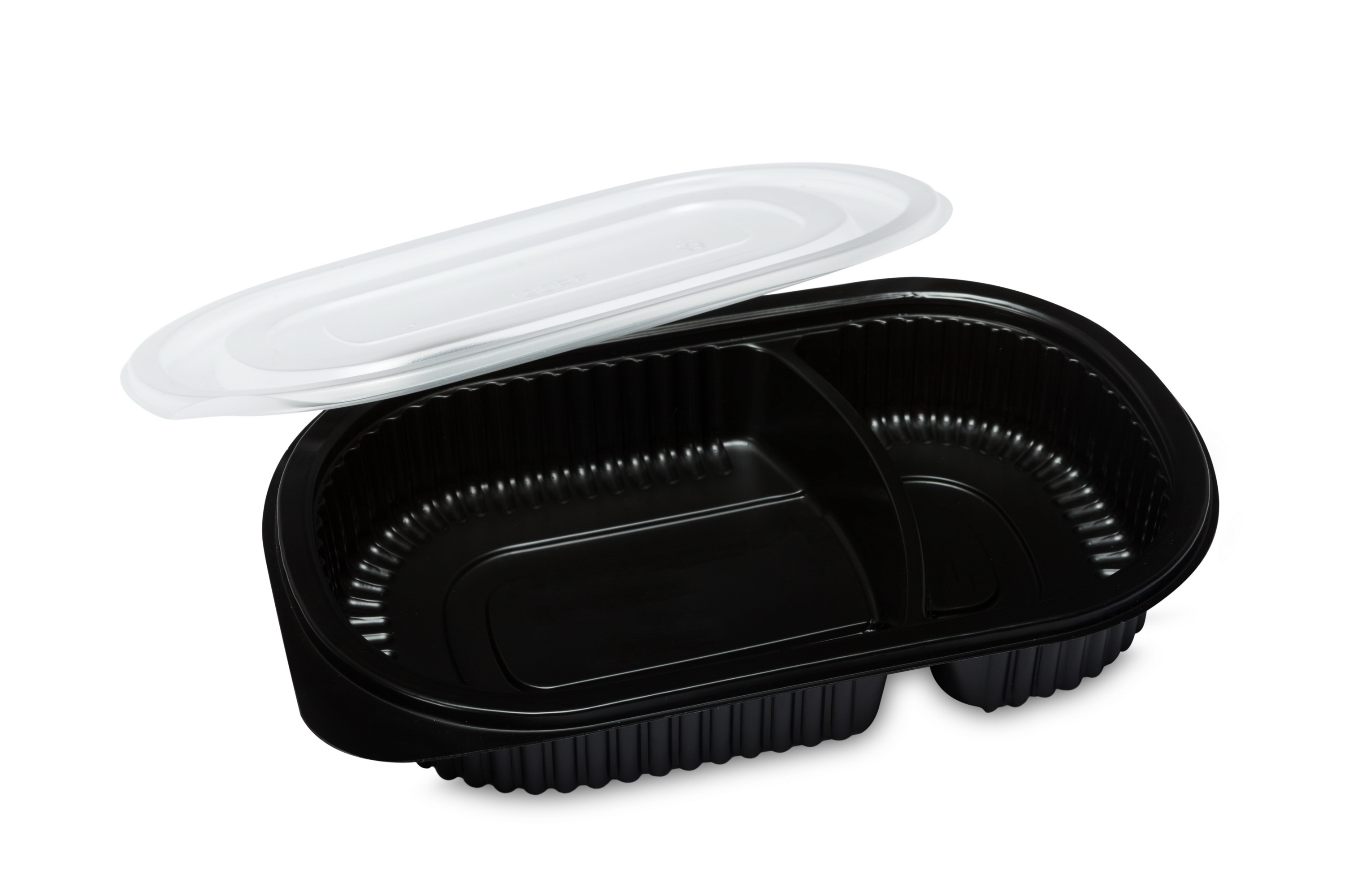 Freezer microwave safe 2 4 5 compartment disposable food container