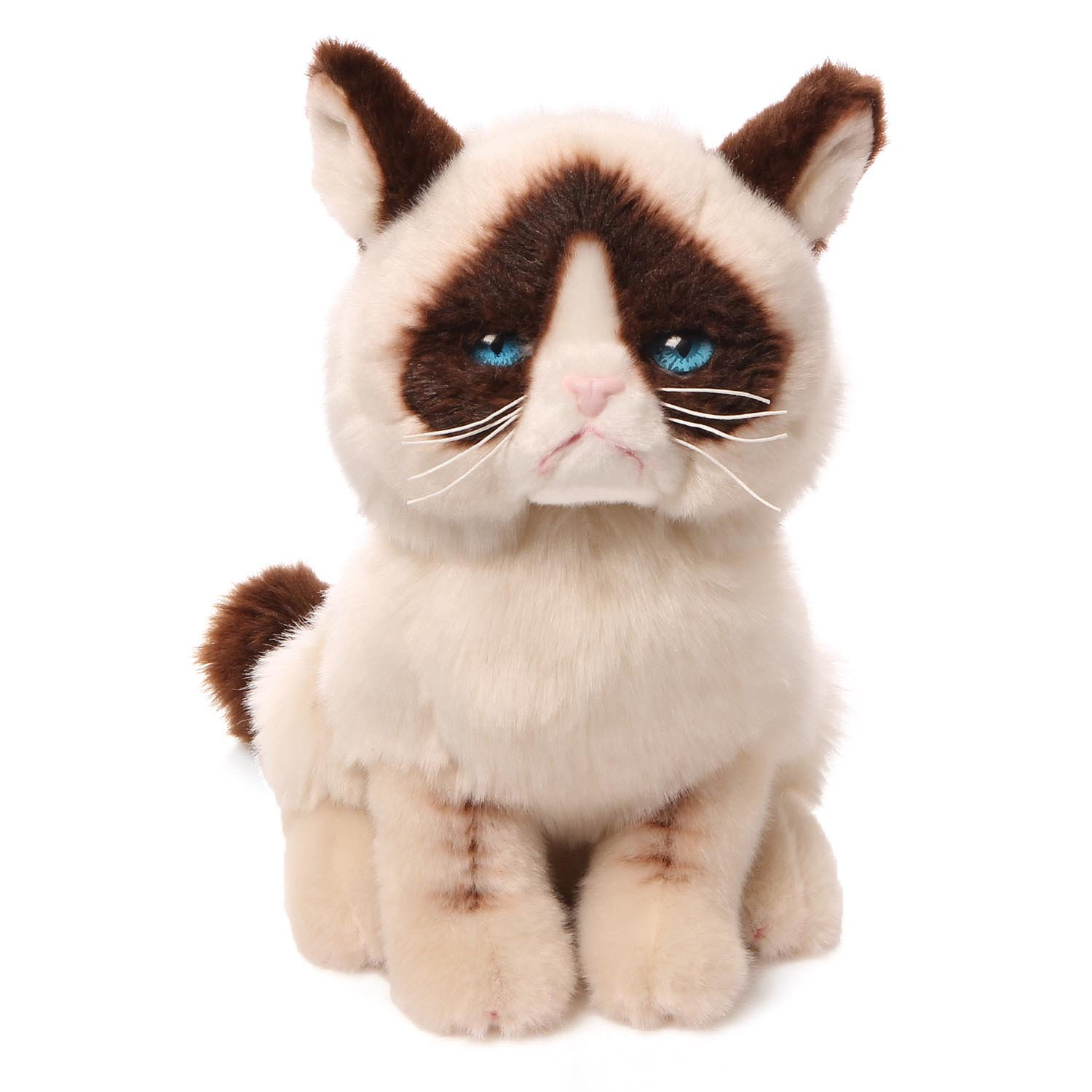 GUND Grumpy Cat Stuffed Animal Plush, 9""