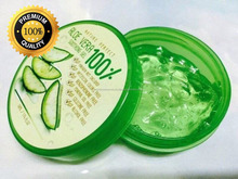 ALOE VERA SOOTHING GEL 100% FROM NATURAL REDUCE SCAR&SPOT SKIN 50 G.