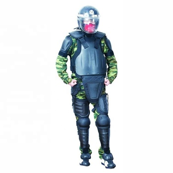 Safety Protective Anti Riot Suit Bulletproof Full Body Armor