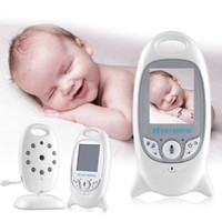 Hot sell LCD Display VB601 Night Vision Wireless Baby Monitor Camera 2 Way Audio Temperature Monitor Video Baby Monitor VB601