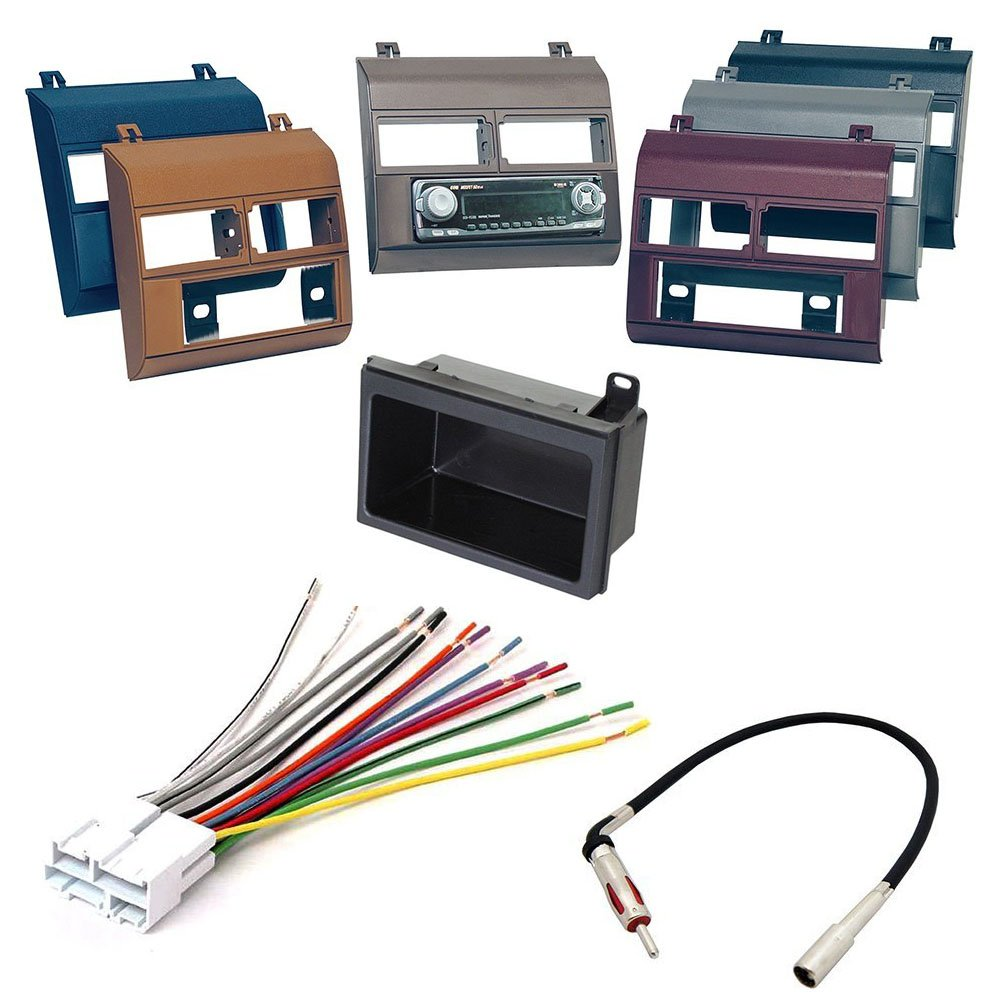 Cheap Gmc Dash Find Deals On Line At Alibabacom Chevrolet Truck Wiring Harness Adapter Dvd Get Quotations 1988 1996 Complete Single Din Kit Pocket Wire