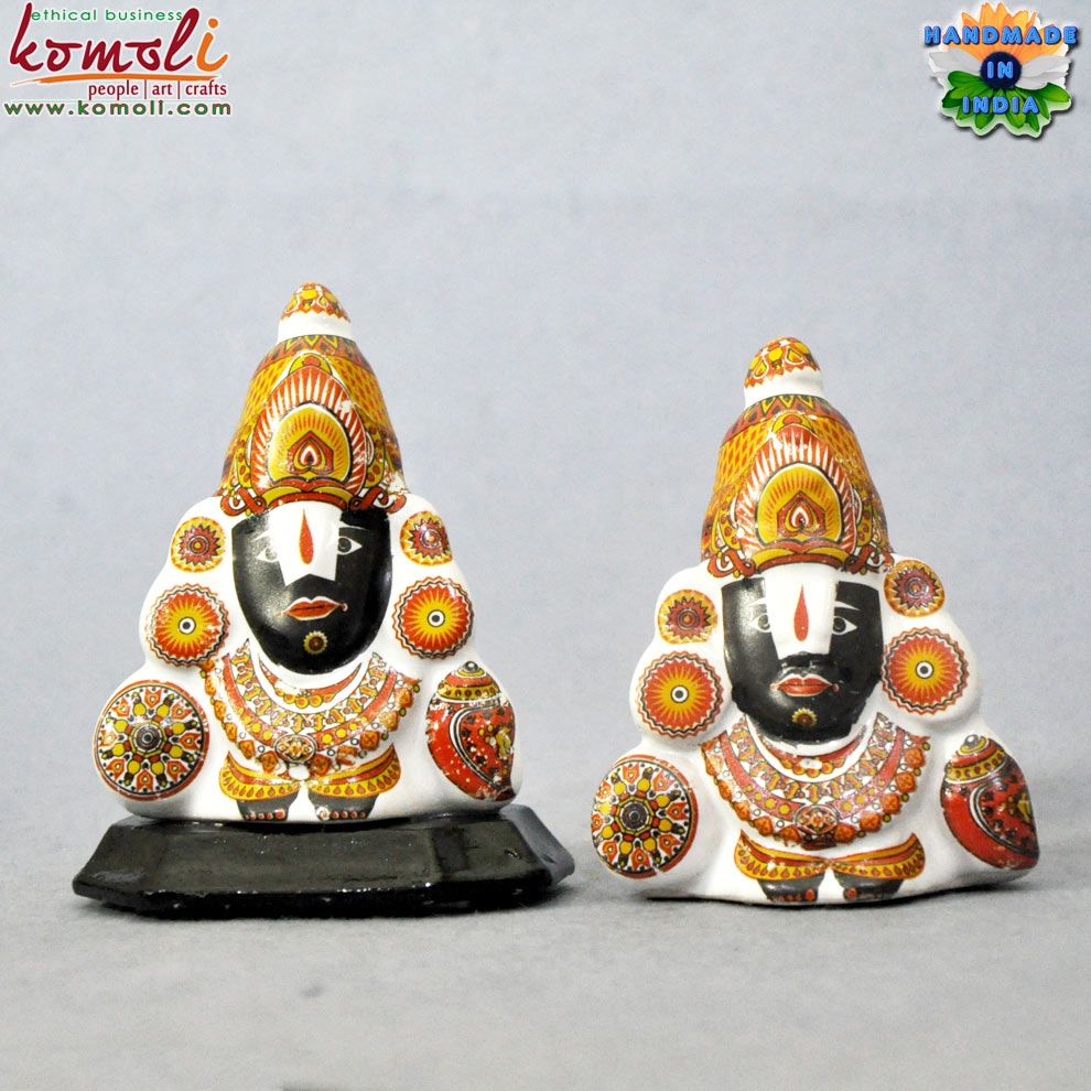 Iconic Hindu God Ganesh Statue Colourful Ceramic Ganesh Murti Idols ...