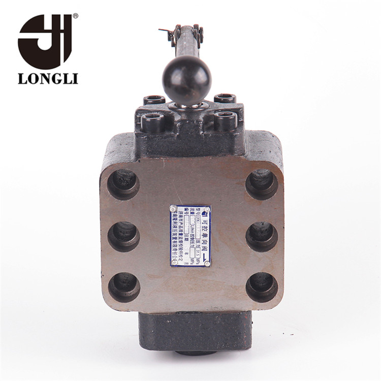 DFKB32H1 Longli hydraulic outlet fuel casting valve