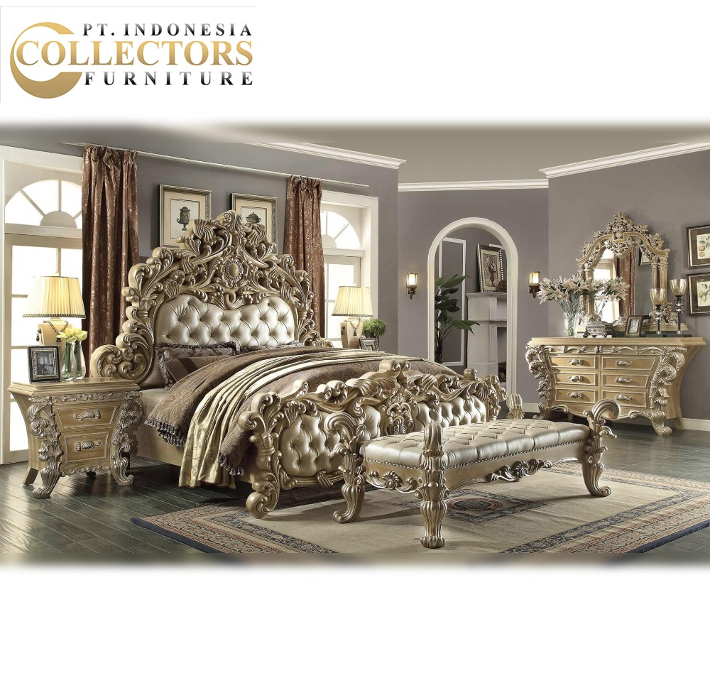 reputable site 80164 2fed9 European Classic Solid Wood Hard Carved King Size Bed Frame Set - Bedroom  Set Furniture - Buy Wood Carving Bedroom Furniture,Classic Carved Bedroom  ...