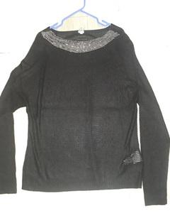 Women's Long Sleeve Fancy Sweater