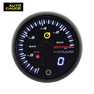Auto Measuring Digital Gauge Racing Car Manometer Vacuum Press Meter