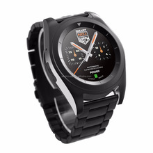 G6 Bluetooth smartwatch with remote camera and social apps