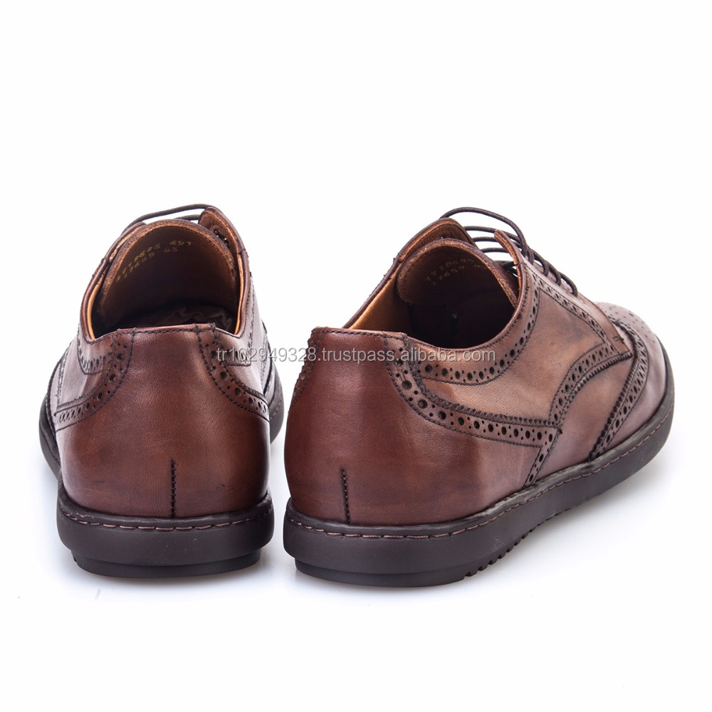 Men Men Leather Casual Leather 1718686 Shoes xaYRan
