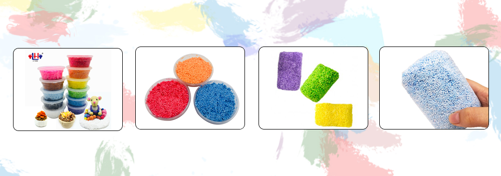 New Design Plasticine DIY Making Slime Foam Clay