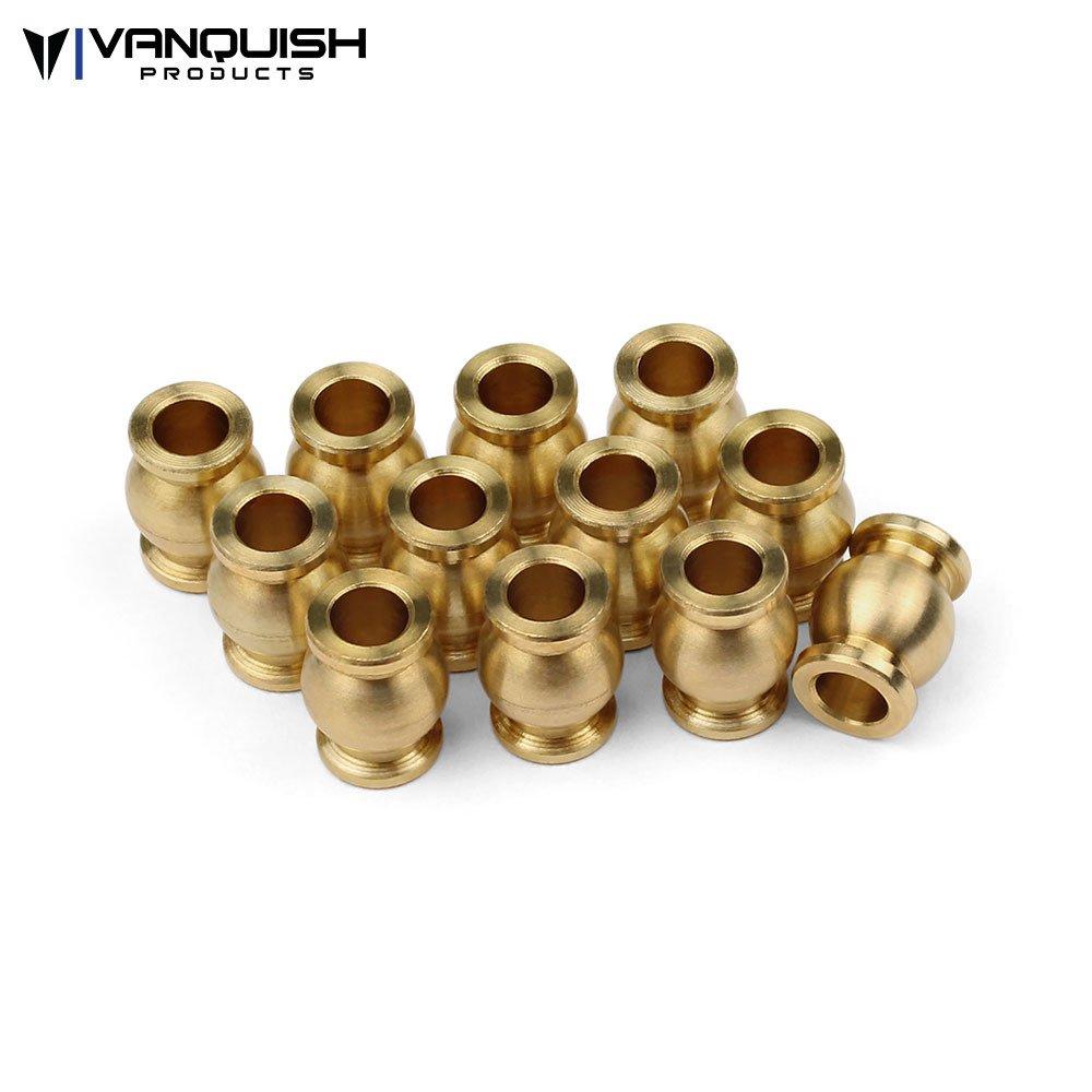 Satin Nickel Emtek 2241 2-3//8 Height Solid Brass Hinge Pivot Stop