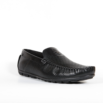 Summer genuine leather men's  shoes, L676 chp