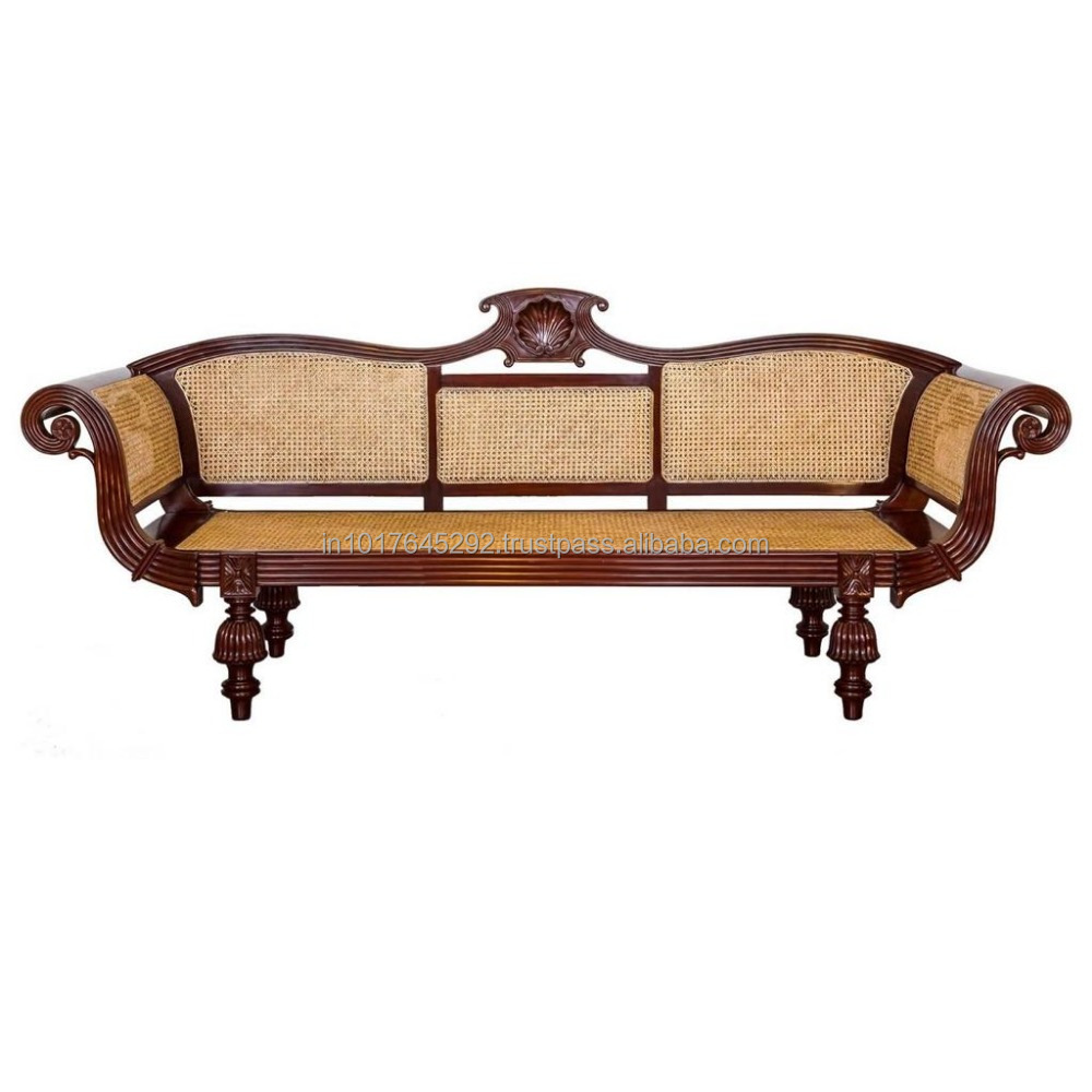 Magnificent Living Room Vintage Sofa Solid Teak Wood Sofa Colonial Style Chaise Lounge English Style Sofa Buy High Quality French Style Classic Sofa Chaise Onthecornerstone Fun Painted Chair Ideas Images Onthecornerstoneorg