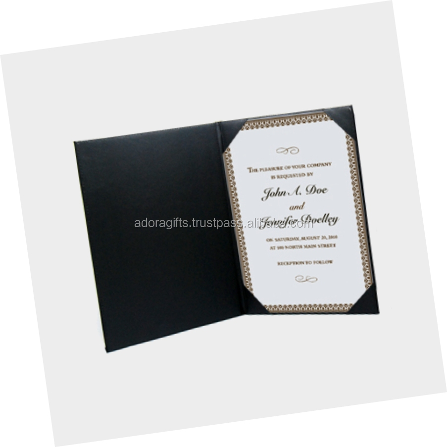Luxury leather certificate holder luxury leather certificate luxury leather certificate holder luxury leather certificate holder suppliers and manufacturers at alibaba 1betcityfo Gallery