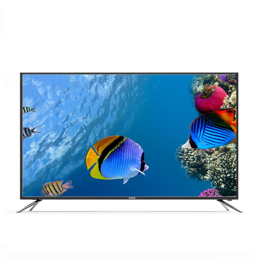 2019 Yeni Model TV 4 K 40 inç LED akıllı TV Android sistemi TV