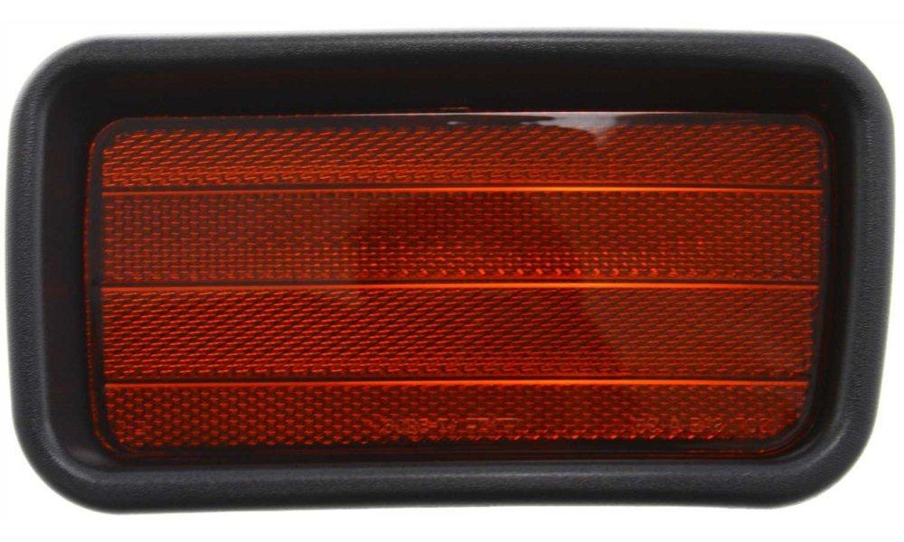 Evan-Fischer EVA23972029907 Bumper Reflector for Mitsubishi Montero Sport 99-04 Rear Right Side