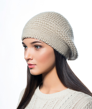 Marhatter SWB5734 - knitted winter kint custom berets for woman