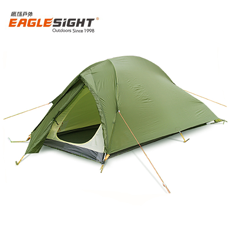 Camping Tent 2 Person Lightweight Travel Backpacking Tent