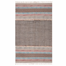Indian Handmade Organic Cotton Rugs