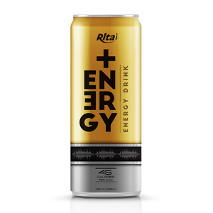 320ml Canned Wholesale Private Label Energy Drink
