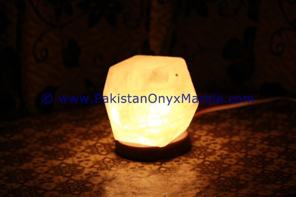 Lampada Di Cristallo Di Sale Ionizzante : Lampade di sale