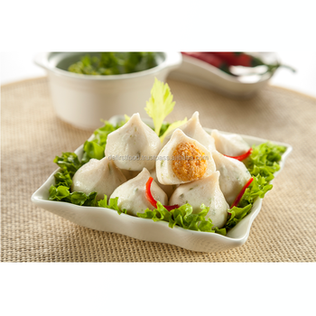 Fish Ball With Fish Roe Seafood Product