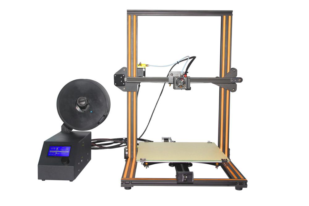 CR-10 Creality 3d printer 400*400*500mm met volledige tool box materiaal