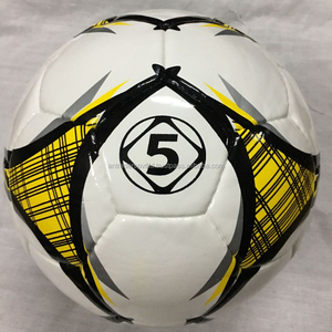 wholesale top quality waterproof Professional TPU Hand sewn soccer football size 4 5 manufacturer in Sialkot Pakistan
