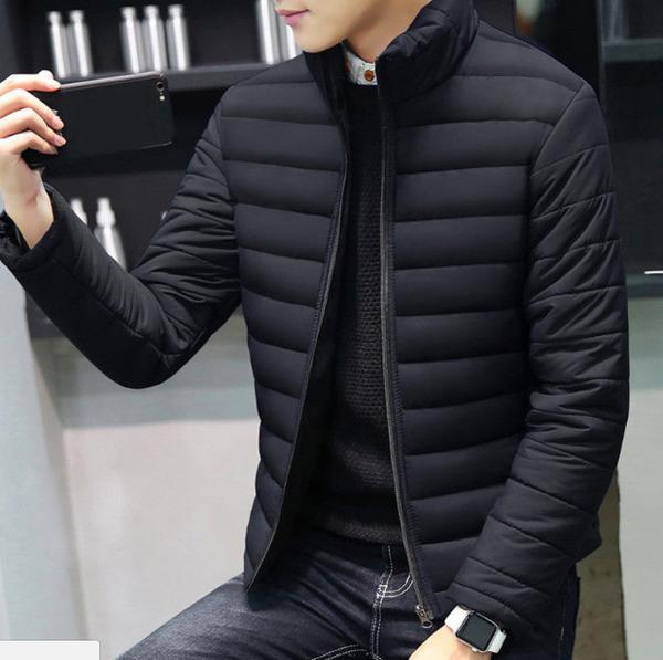 e9e521ebbbd9c7 Men s Winter Fashion Jacket Parkas Padded winter Fashion For Men ...