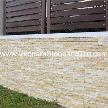 From Vietnam Cultured Stone - Wall Claddings - Chisselled - Cultured Stone