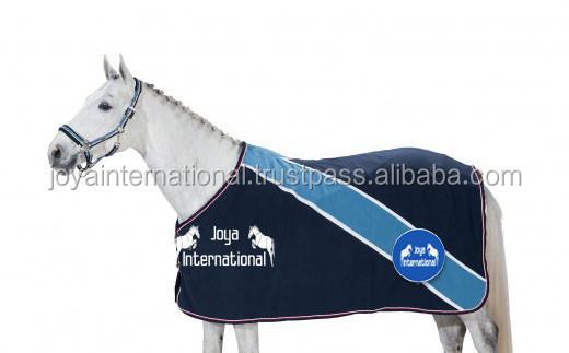 Horse Rugs Polar Fleece Combo Rug With Reflective Straps