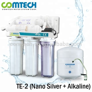 7 Stages RO Water Purifier (Alkaline Filter n Nano Silver)