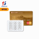 EMV pin pad android MPOS Terminal for Money Transfer